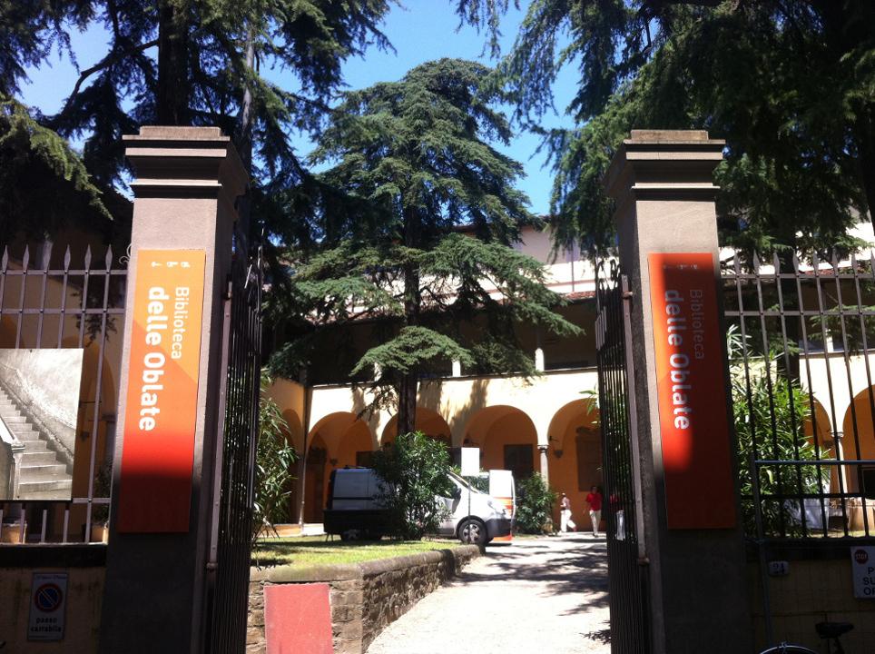 Unione Sindacale di Base. Coordinamento Provinciale di Firenze: Firenze:  Biblioteca Oblate 10 anni di precariato